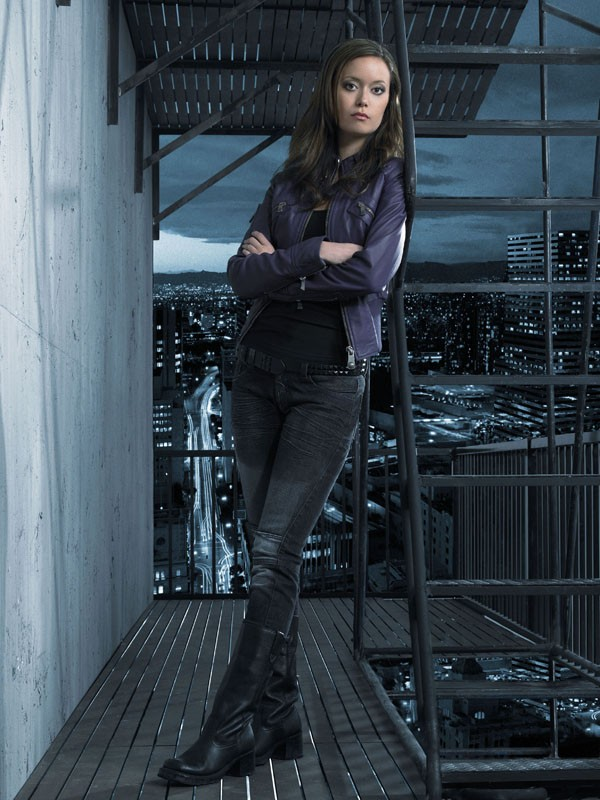 Summer Glau è Cameron Phillips nella prima stagione della serie Terminator: The Sarah Connor Chronicles