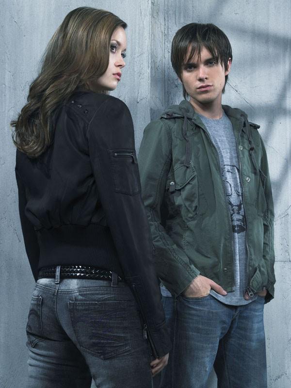Summer Glau e Thomas Dekker per la 1 stagione di Terminator: The Sarah Connor Chronicles