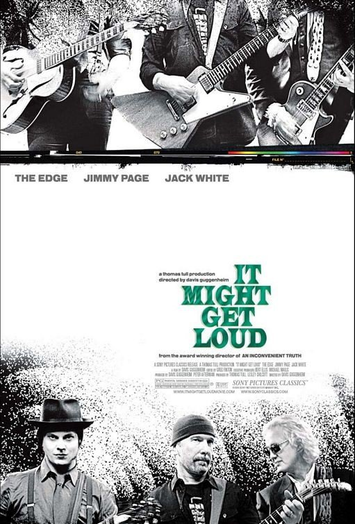 Nuovo poster per It Might Get Loud