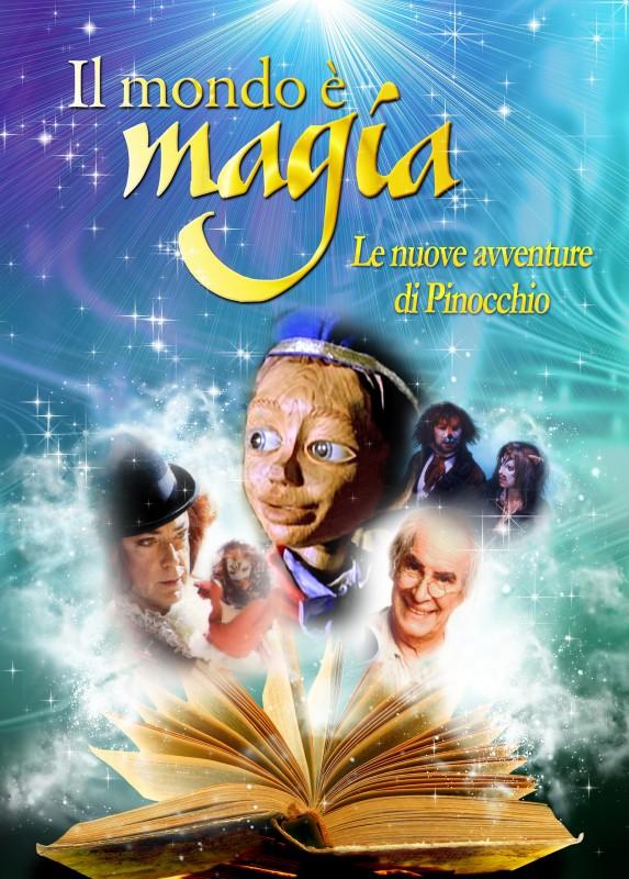 La copertina di Il mondo è magia (dvd)