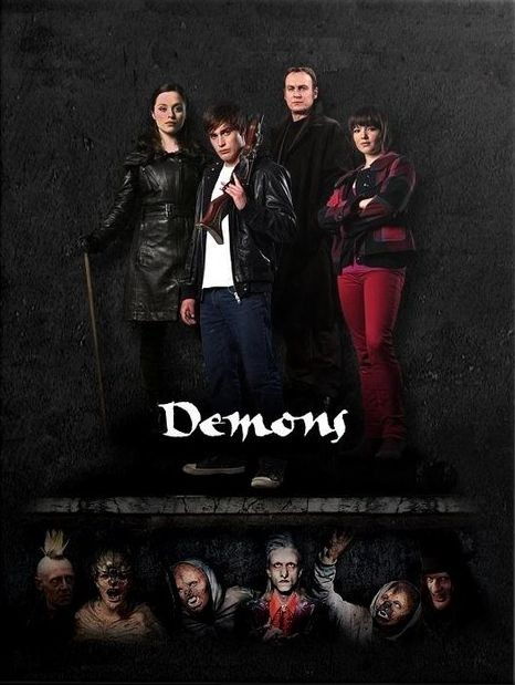 La locandina di Demons