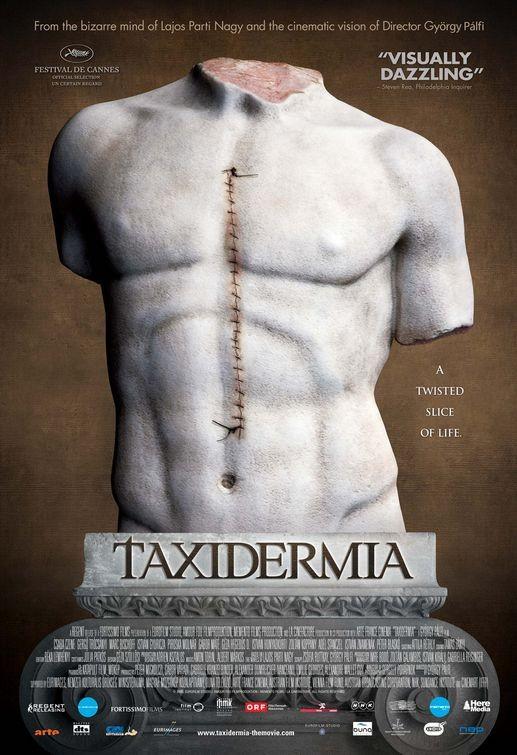 Nuovo poster per Taxidermia