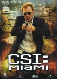 La copertina di CSI: Miami - Stagione 4 - Parte 1 (dvd)