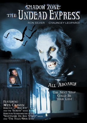 La locandina di Shadow Zone: The Undead Express