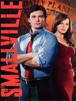 Cover ufficiale della 8 stagione di smallville