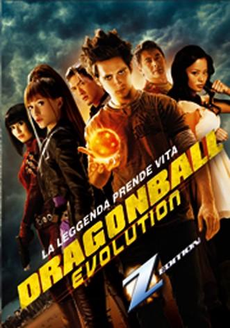 La copertina di Dragonball Evolution (dvd)