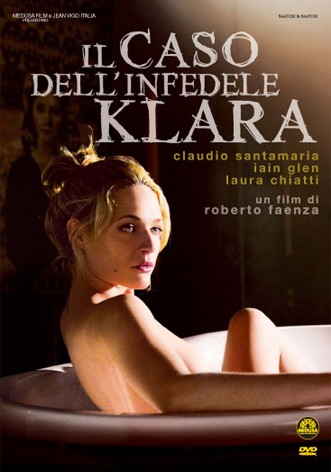 La copertina di Il caso dell'infedele Klara (dvd)