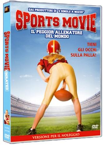 La copertina di Sports Movie - Il peggior allenatore del mondo (dvd)