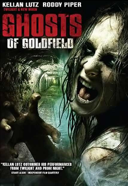 La locandina di Ghosts of Goldfield