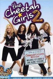 La locandina di Cheetah Girls 2