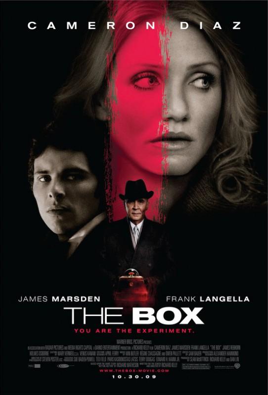 Seconda locandina per The Box