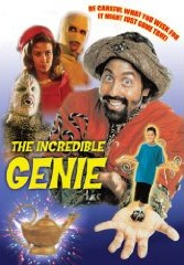 La locandina di The Incredible Genie