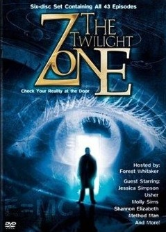 La locandina di The Twilight Zone