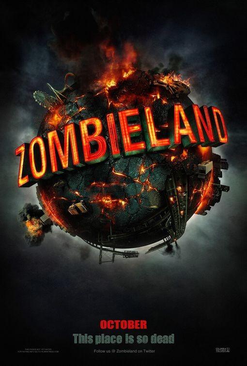 Nuovo poster per Zombieland