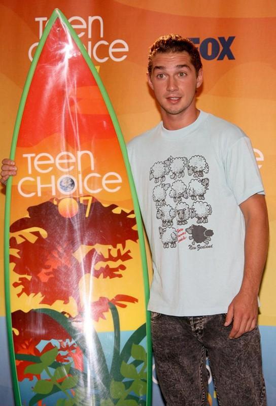 Shia LaBeouf ai Teen Choice Awards 2007