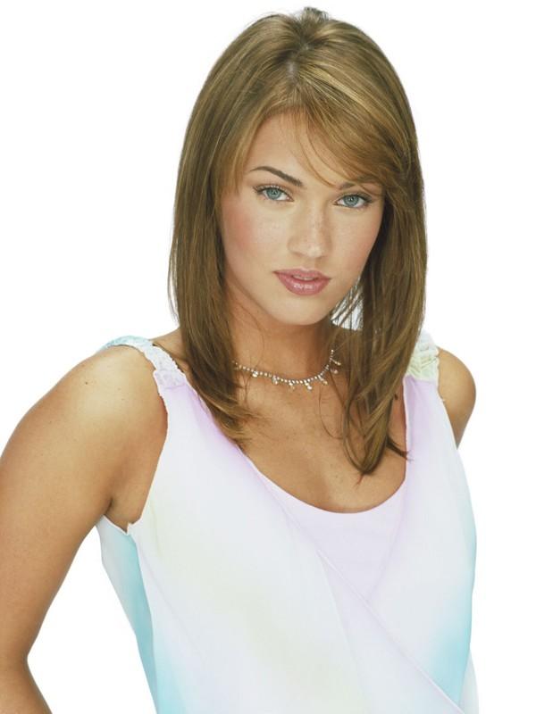 Un'immagine dell'attrice Megan Fox per la serie televisiva Hope & Faith
