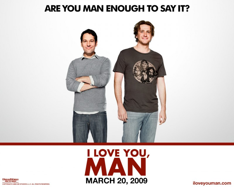 Un wallpaper del film I Love You, Man