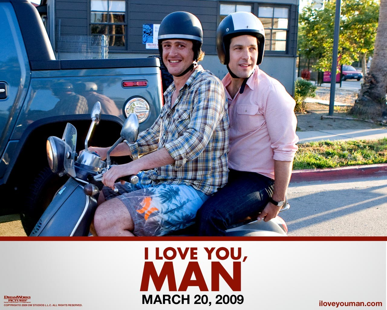 Wallpaper del film I Love You, Man