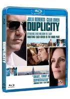 La copertina di Duplicity (blu-ray)
