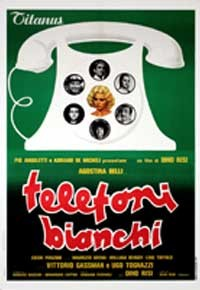 La copertina di Telefoni bianchi (dvd)