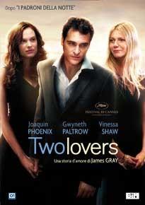 La copertina di Two Lovers (dvd)