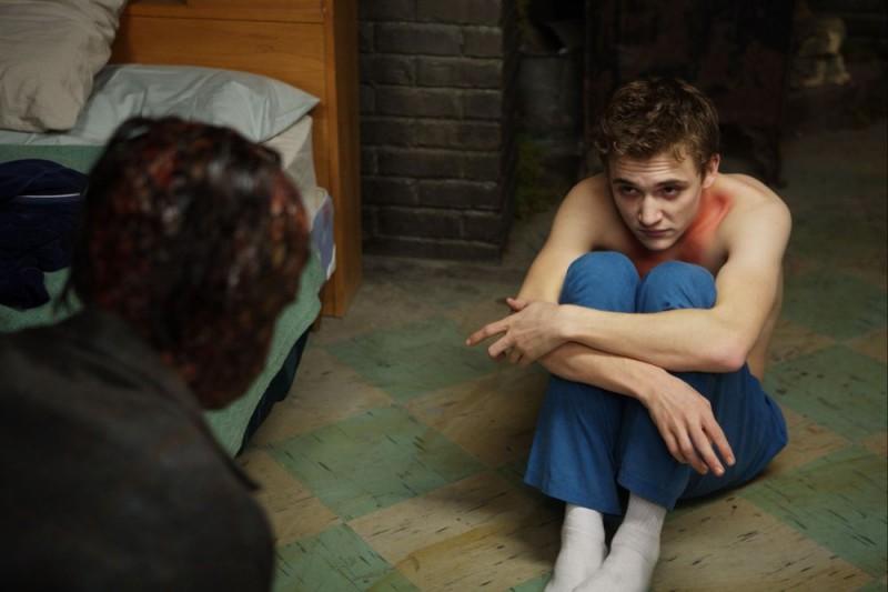 Kyle Gallner in un'immagine dell'horror Il messaggero - The Haunting in Connecticut