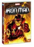 La copertina di L'invincibile Iron Man (dvd)