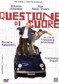 La copertina di Questione di cuore (dvd)
