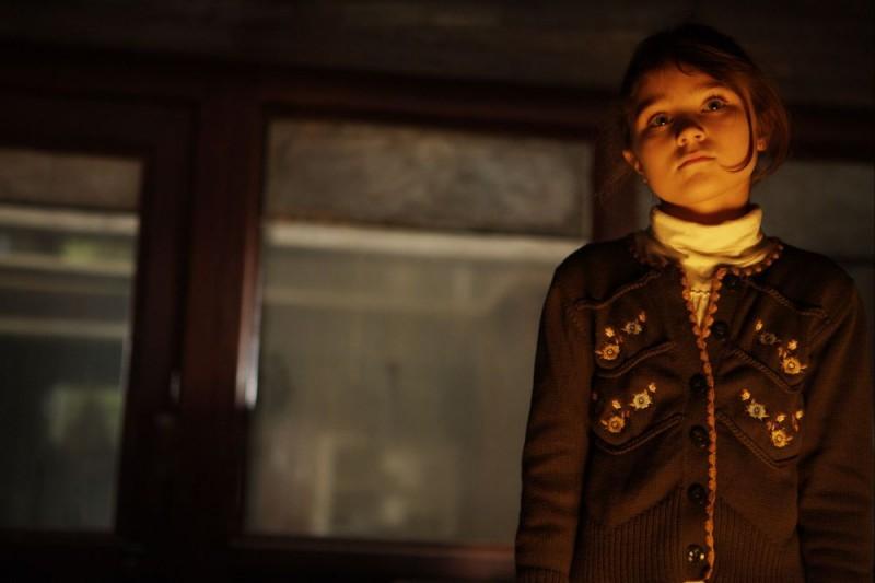 Sophi Knight in una scena del film Il messaggero - The Haunting in Connecticu