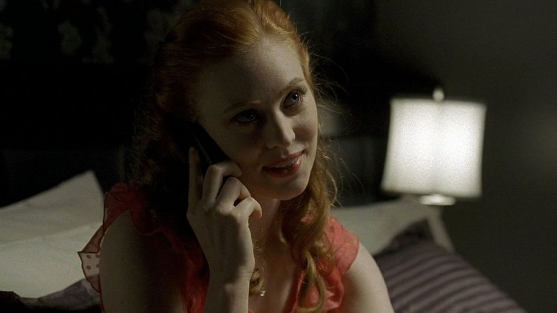 Deborah Ann Woll in un'immagine dell'episodio 'Never Let Me Go' della serie tv True Blood