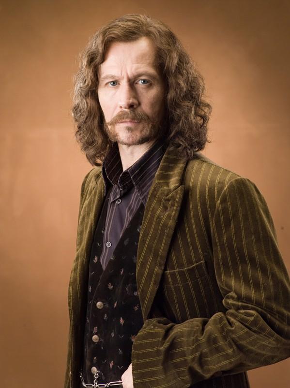 Gary Oldman in una foto promozionale del film Harry Potter e l'Ordine della Fenice