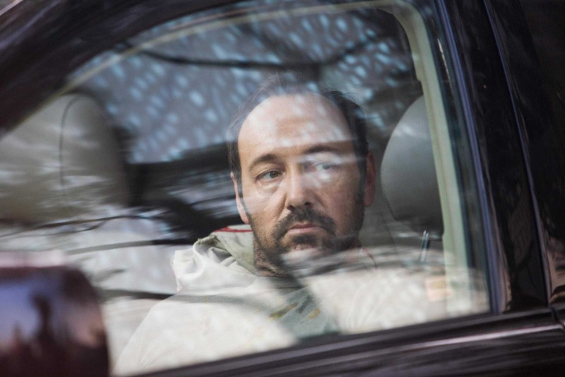 Kevin Spacey in una scena del film Shrink