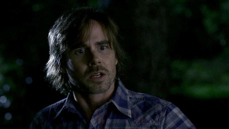 Sam Trammell in un'immagine dell'episodio 'Never Let Me Go' della serie tv True Blood