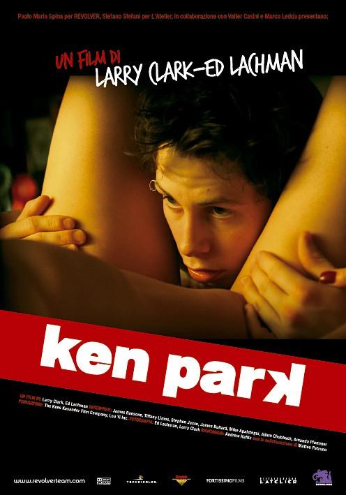 manifesto italiano 100x140 del film Ken Park