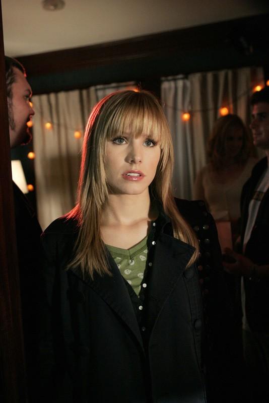Kristen Bell nel nono episodio della terza stagione di Veronica Mars