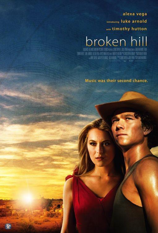 La locandina di Broken Hill