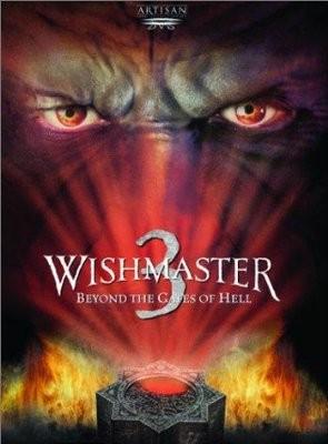 La locandina di Wishmaster 3: La pietra del diavolo