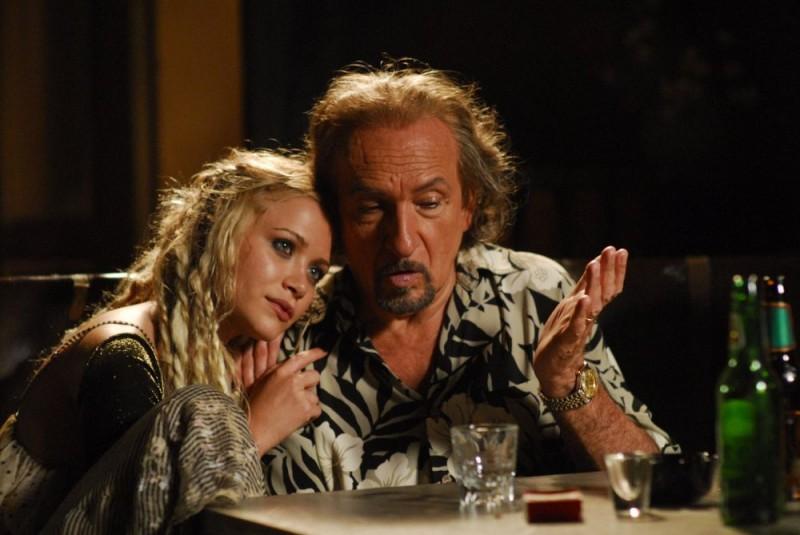 Mary-Kate Olsen e Ben Kingsley in una scena di Fa' la cosa sbagliata - The Wackness