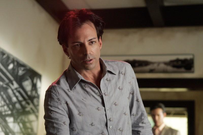 Richard Grieco è Steve Botando nell'episodio 'Il male del presidente' di Veronica Mars