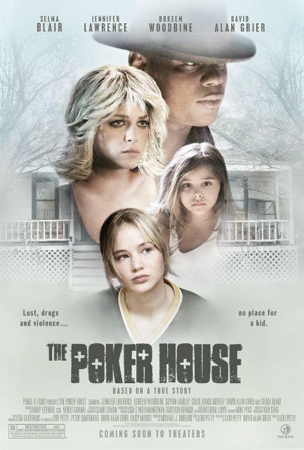 La locandina di The Poker House