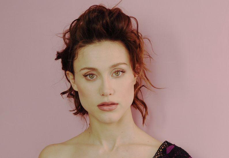 L'attrice Gabriella Pession