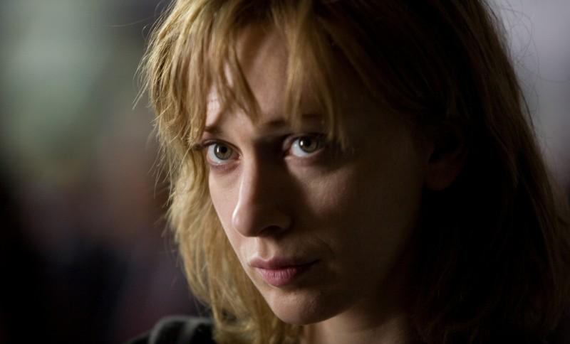 Kseniya Rappoport in una scena del film La doppia ora, di Giuseppe Capotondi