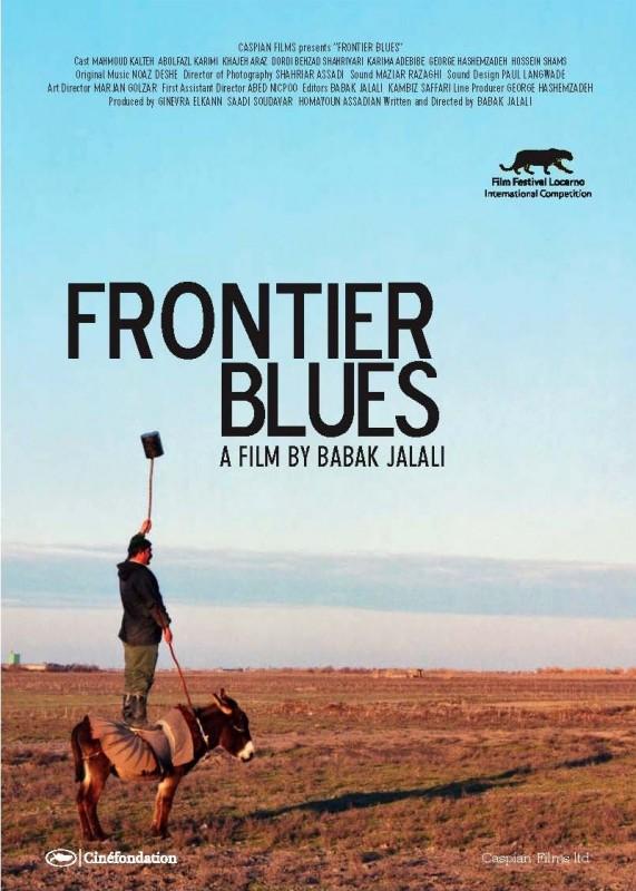 La locandina del film Frontier Blues