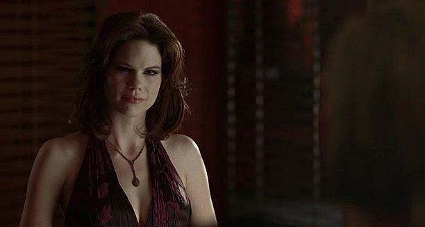 Mariana Klaveno (interprete di Lorena, la 'creatrice' di Bll) in un'immagine dell'episodio 'Hard-Harted Hannah' della serie tv True Blood