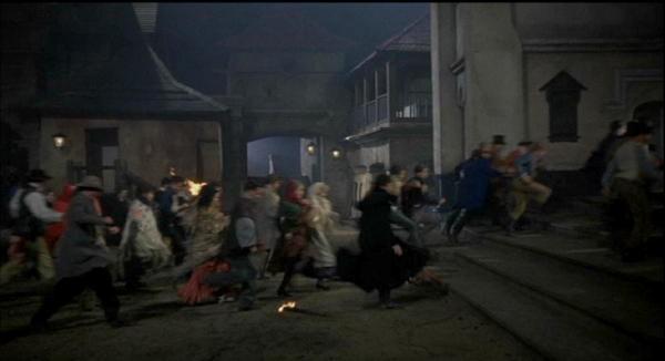 Una scena del film L'implacabile condanna