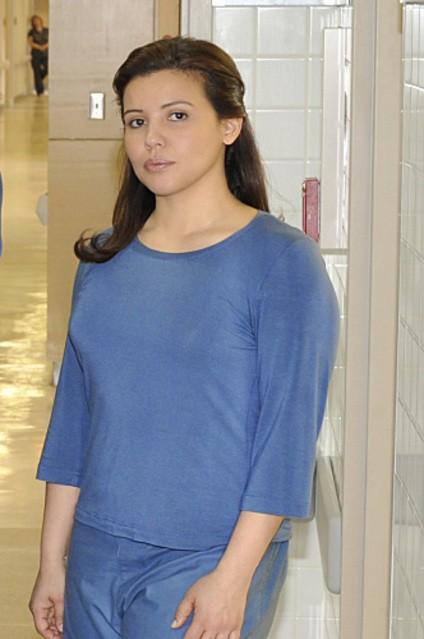 Justina Machado è Pam Acosta nella serie Three Rivers