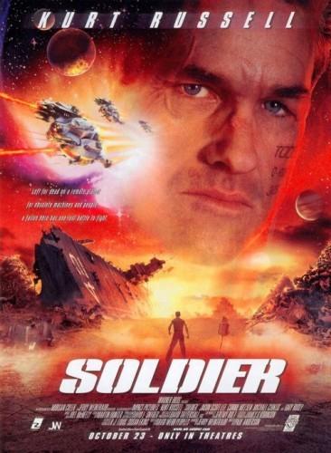 La locandina di Soldier