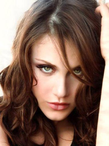 Un ritratto dell'attrice Gabriella Pession