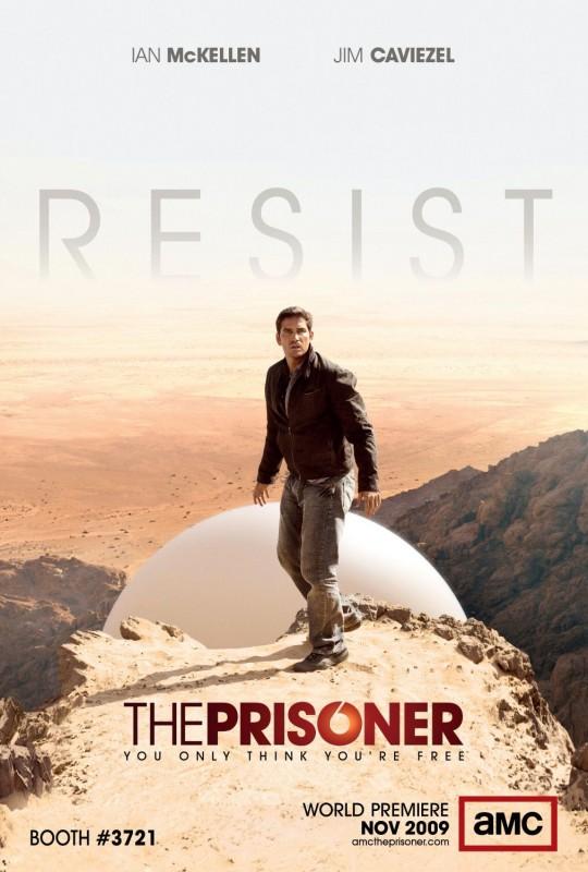 La locandina di The Prisoner
