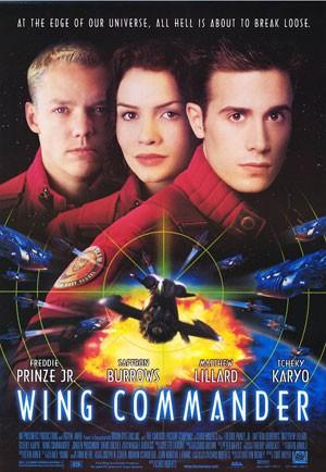 La locandina di Wing Commander - Attacco alla terra